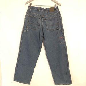 Chaps Denim Carpenter Jeans Men's Size W 32 L 32